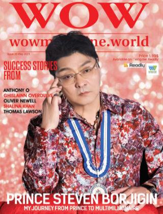 Wow Magazine May 2021