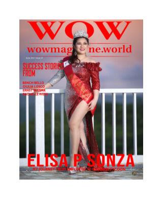 Wow Magazine June 2021