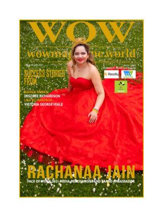 Wow Magazine July 2021