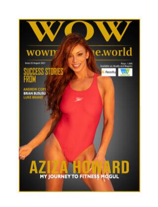 Wow Magazine August 2021