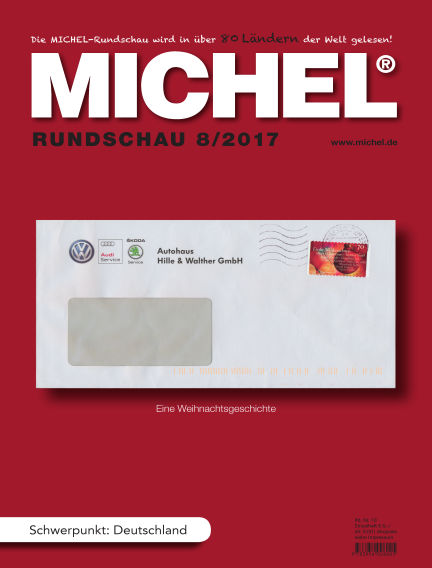 MICHEL-Rundschau August 01, 2017 00:00