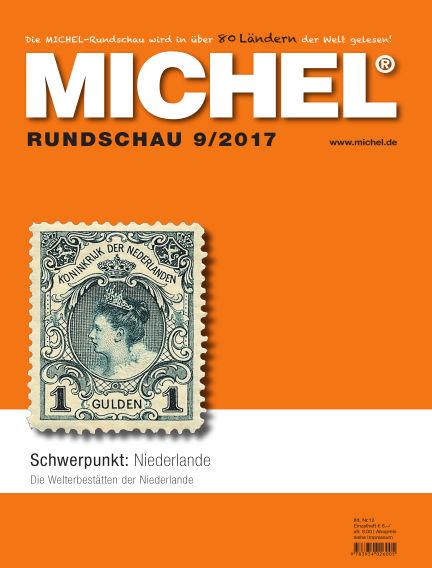 MICHEL-Rundschau September 01, 2017 00:00