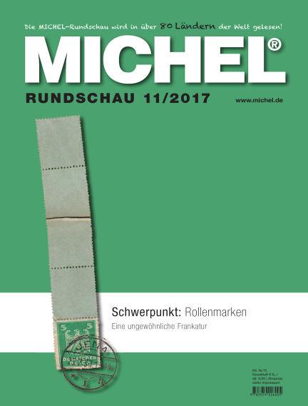 MICHEL-Rundschau November 01, 2017 00:00