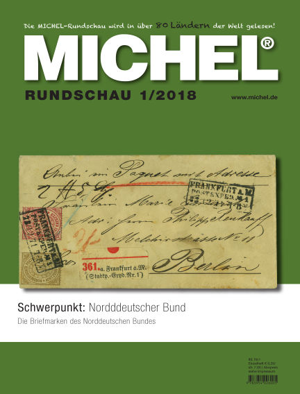 MICHEL-Rundschau January 01, 2018 00:00