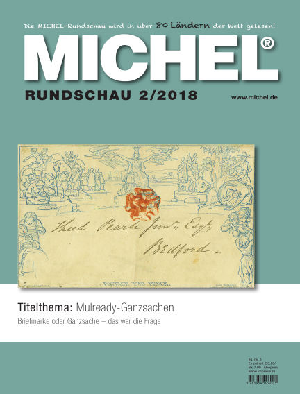 MICHEL-Rundschau February 01, 2018 00:00