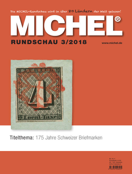 MICHEL-Rundschau March 01, 2018 00:00
