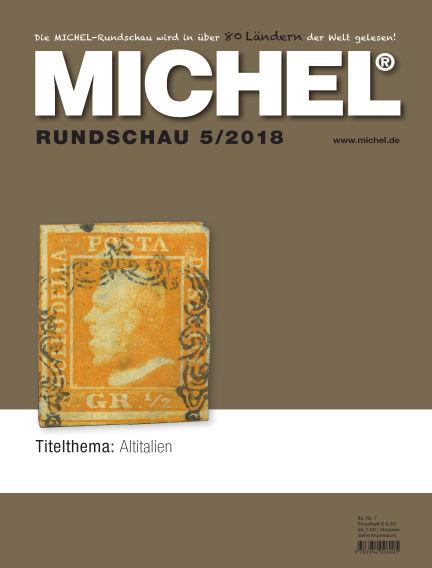 MICHEL-Rundschau April 30, 2018 00:00