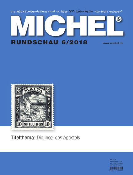 MICHEL-Rundschau June 01, 2018 00:00