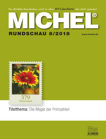 MICHEL-Rundschau August 01, 2018 00:00