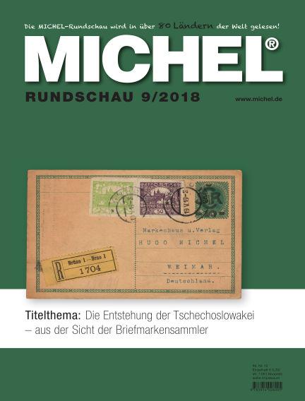 MICHEL-Rundschau September 01, 2018 00:00