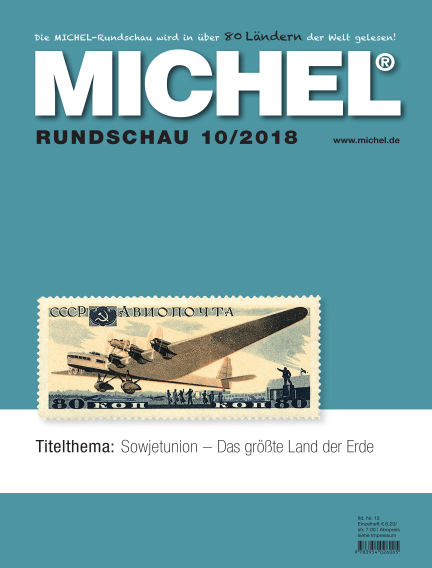 MICHEL-Rundschau October 01, 2018 00:00