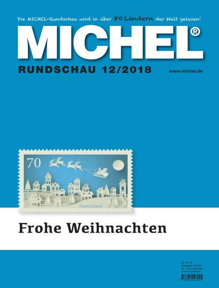 MICHEL-Rundschau December 01, 2018 00:00