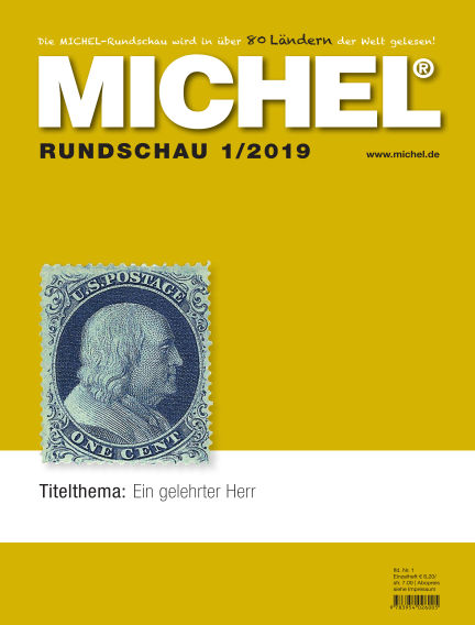 MICHEL-Rundschau January 01, 2019 00:00