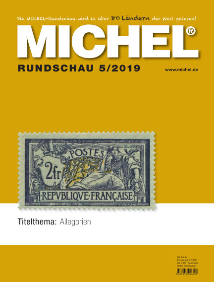 MICHEL-Rundschau May 03, 2019 00:00