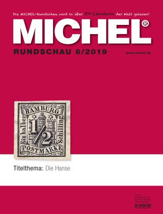MICHEL-Rundschau 6/2019