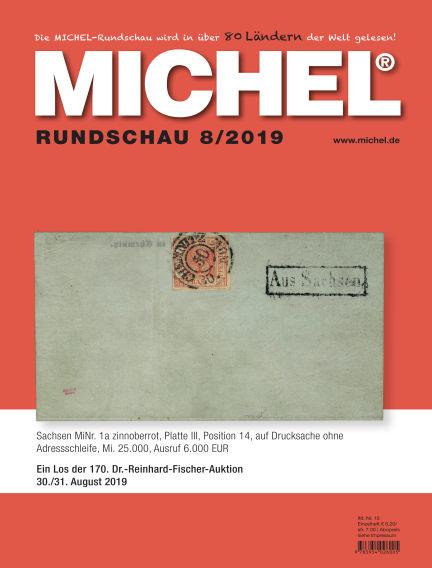 MICHEL-Rundschau August 02, 2019 00:00