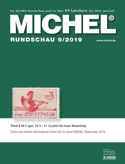 MICHEL-Rundschau September 02, 2019 00:00
