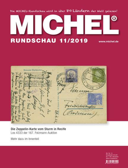 MICHEL-Rundschau October 31, 2019 00:00