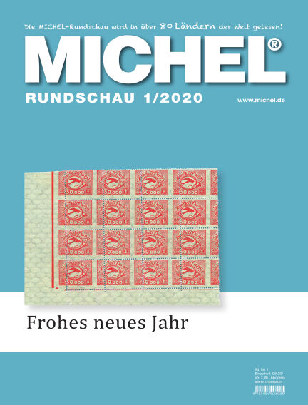 MICHEL-Rundschau December 31, 2019 00:00