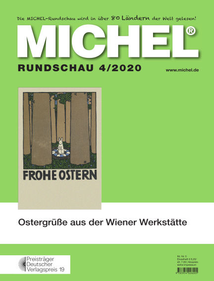 MICHEL-Rundschau April 01, 2020 00:00