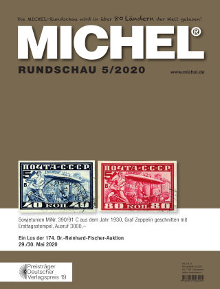 MICHEL-Rundschau 5/2020