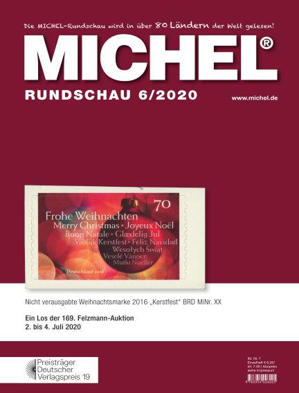 MICHEL-Rundschau June 01, 2020 00:00