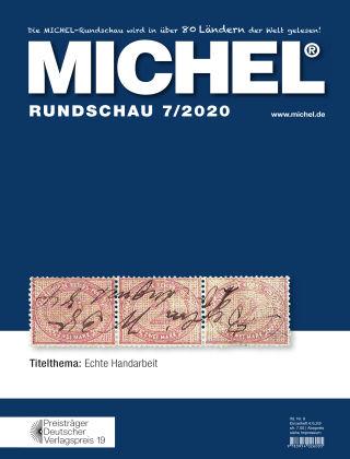MICHEL-Rundschau 7/2020
