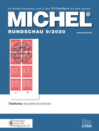 MICHEL-Rundschau 9/2020