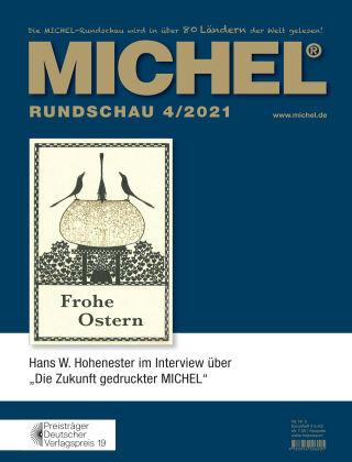 MICHEL-Rundschau 4/2021