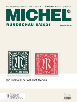 MICHEL-Rundschau 6/2021