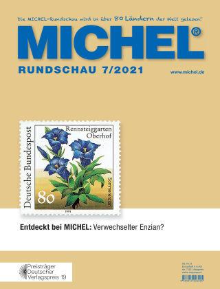 MICHEL-Rundschau 7/2021