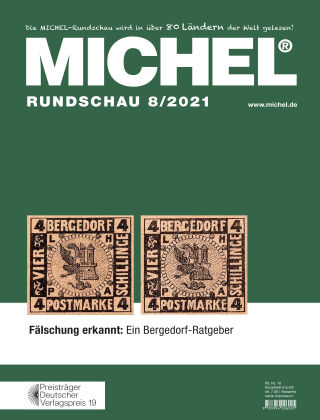 MICHEL-Rundschau 8/2021