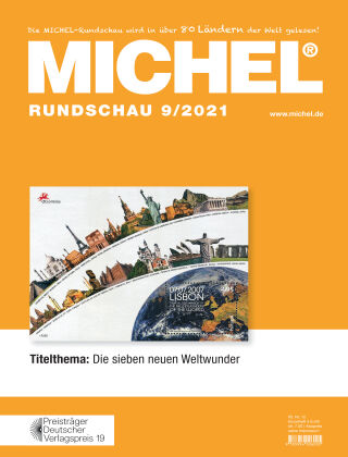 MICHEL-Rundschau 9/2021