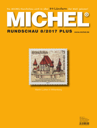 MICHEL-Rundschau PLUS 8/2017 PLUS