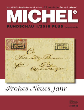 MICHEL-Rundschau PLUS 1/2018 PLUS