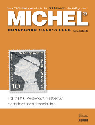 MICHEL-Rundschau PLUS 10/2018