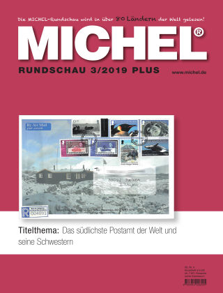 MICHEL-Rundschau PLUS 3/2019