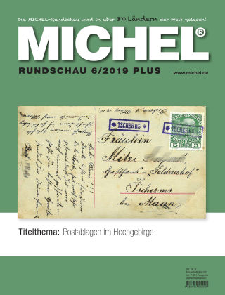 MICHEL-Rundschau PLUS 6/2019