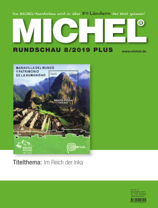 MICHEL-Rundschau PLUS 8/2019