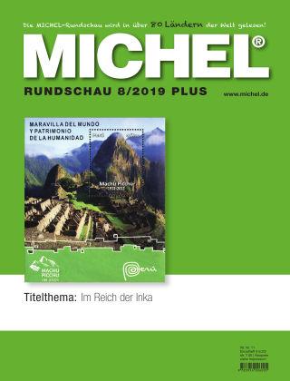 MICHEL-Rundschau PLUS 8/2019