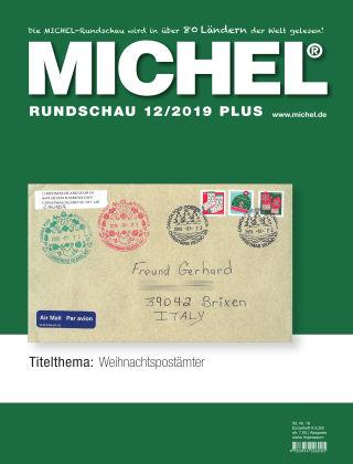 MICHEL-Rundschau PLUS 12/2019