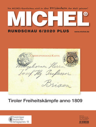 MICHEL-Rundschau PLUS 6/2020