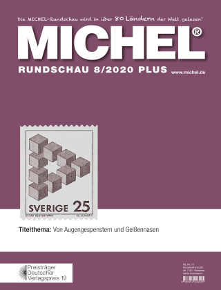 MICHEL-Rundschau PLUS 8/2020