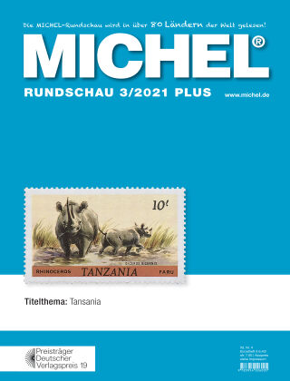 MICHEL-Rundschau PLUS 3/2021