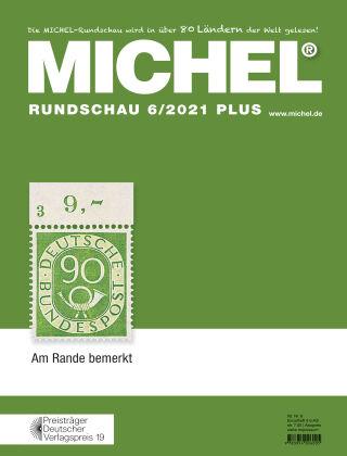 MICHEL-Rundschau PLUS 6/2021
