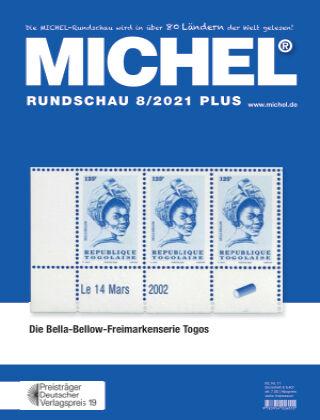 MICHEL-Rundschau PLUS 8/2021