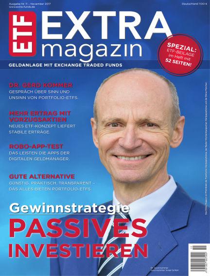 Extra-Magazin October 27, 2017 00:00