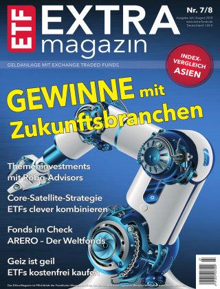 Extra-Magazin 07-08-2018