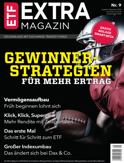 Extra-Magazin August 31, 2018 00:00