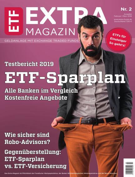 Extra-Magazin January 25, 2019 00:00